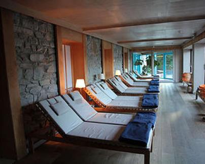 in de uitverkoop hete verkoop exclusieve schoenen Yoga Unterricht im Alpine Spa Hotel Haus Hirt - Klara Michel